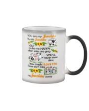 You Are My Sunshine My Only Sunshine Farmer Color Changing Mug thumbnail