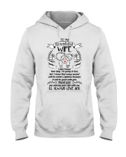 Wife Always Love You Family Hooded Sweatshirt thumbnail