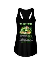 On my Bad Days I Seek You Farmer Ladies Flowy Tank thumbnail