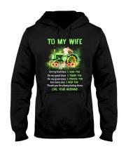 On my Bad Days I Seek You Farmer Hooded Sweatshirt thumbnail