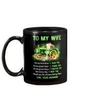 On my Bad Days I Seek You Farmer Mug back