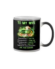 On my Bad Days I Seek You Farmer Color Changing Mug thumbnail