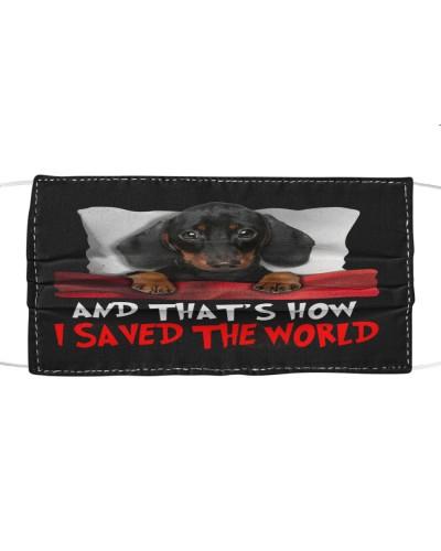 Dog Dachshund How I Saved The World