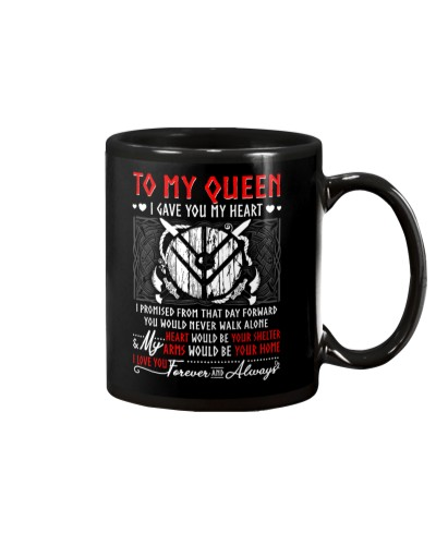 Viking To My Queen Mug