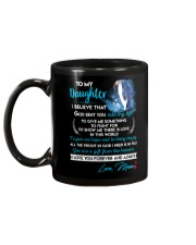 God Sent You Into My Life Penguins   Mug back