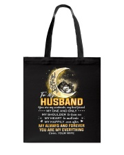 Wolf Husband I'm Not Perfect Mug CC Tote Bag thumbnail