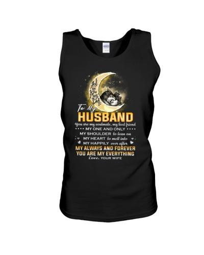 Wolf Husband I'm Not Perfect Mug CC