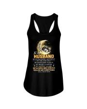 Wolf Husband I'm Not Perfect Mug CC Ladies Flowy Tank thumbnail