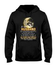 Wolf Husband I'm Not Perfect Mug CC Hooded Sweatshirt front