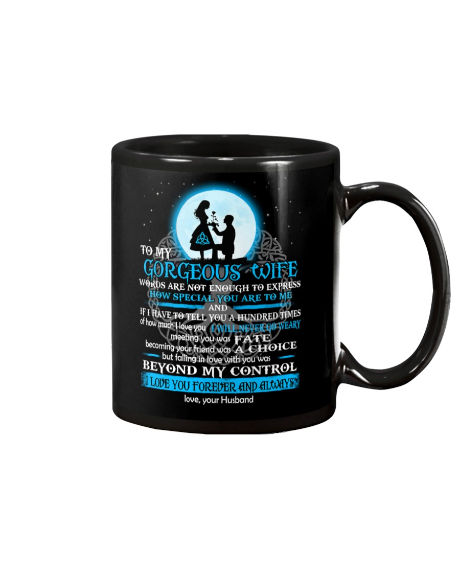 How Special You Are Viking Wife Mug