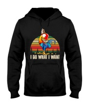 I Do What I Want Hooded Sweatshirt thumbnail