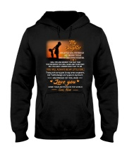 My Little Girl Yesterday My Friend Today Family Hooded Sweatshirt thumbnail