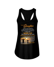 I Want You To Believe Deep In Your Heart Family Ladies Flowy Tank thumbnail