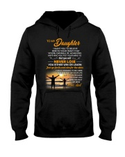 I Want You To Believe Deep In Your Heart Family Hooded Sweatshirt thumbnail