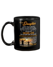 I Want You To Believe Deep In Your Heart Family Mug back