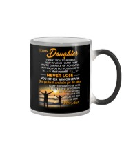 I Want You To Believe Deep In Your Heart Family Color Changing Mug thumbnail