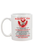 Even Though We May Not Agree On Everything Mug back