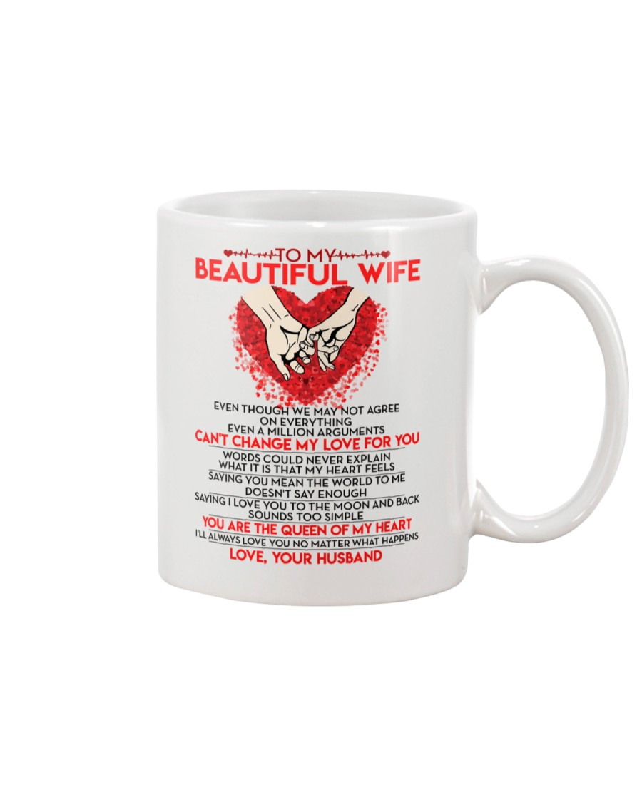 Even Though We May Not Agree On Everything Mug