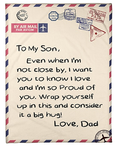 Son Dad Big Hug When Not Close By GG
