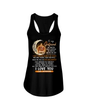 Cat Girlfriend Love Made Us Forever Together  Ladies Flowy Tank thumbnail
