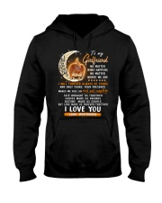 Cat Girlfriend Love Made Us Forever Together  Hooded Sweatshirt thumbnail
