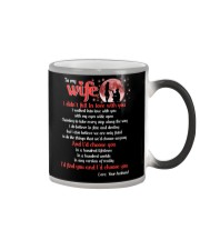 To My wife I Didnt Fall In Love With You Family Color Changing Mug thumbnail