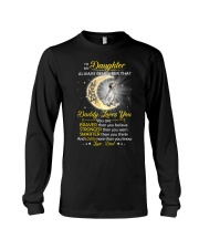 English setter Daughter Dad Daddy Loves You Long Sleeve Tee thumbnail