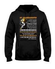 Firefighter Granddaughter I Closed My Eyes Hooded Sweatshirt thumbnail