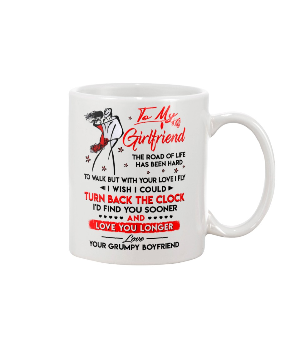 The Road Of Life Girlfriend Mug
