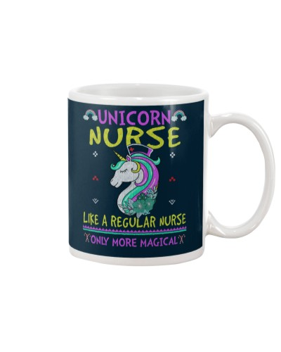 Unicorn Nurse More Magical