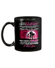 Cheers My Successes Girlfriend Mug back