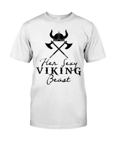 Viking Beast Shieldmaiden Beauty Couple
