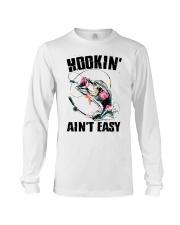 Hookin' Easy Fishing Long Sleeve Tee thumbnail