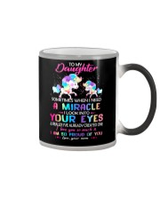 Sometimes When I Need A Miracle Color Changing Mug thumbnail