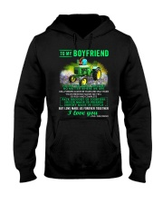 Farmer Boyfriend Love Made Us Forever Together  Hooded Sweatshirt thumbnail
