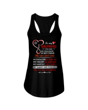 Firefighter Girlfriend My One And Only Ladies Flowy Tank thumbnail