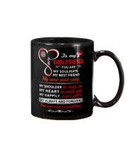 Firefighter Girlfriend My One And Only Mug front