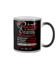 Firefighter Girlfriend My One And Only Color Changing Mug thumbnail