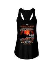 Meeting You Was Fate Girlfriend Ladies Flowy Tank thumbnail