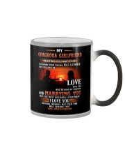Meeting You Was Fate Girlfriend Color Changing Mug thumbnail