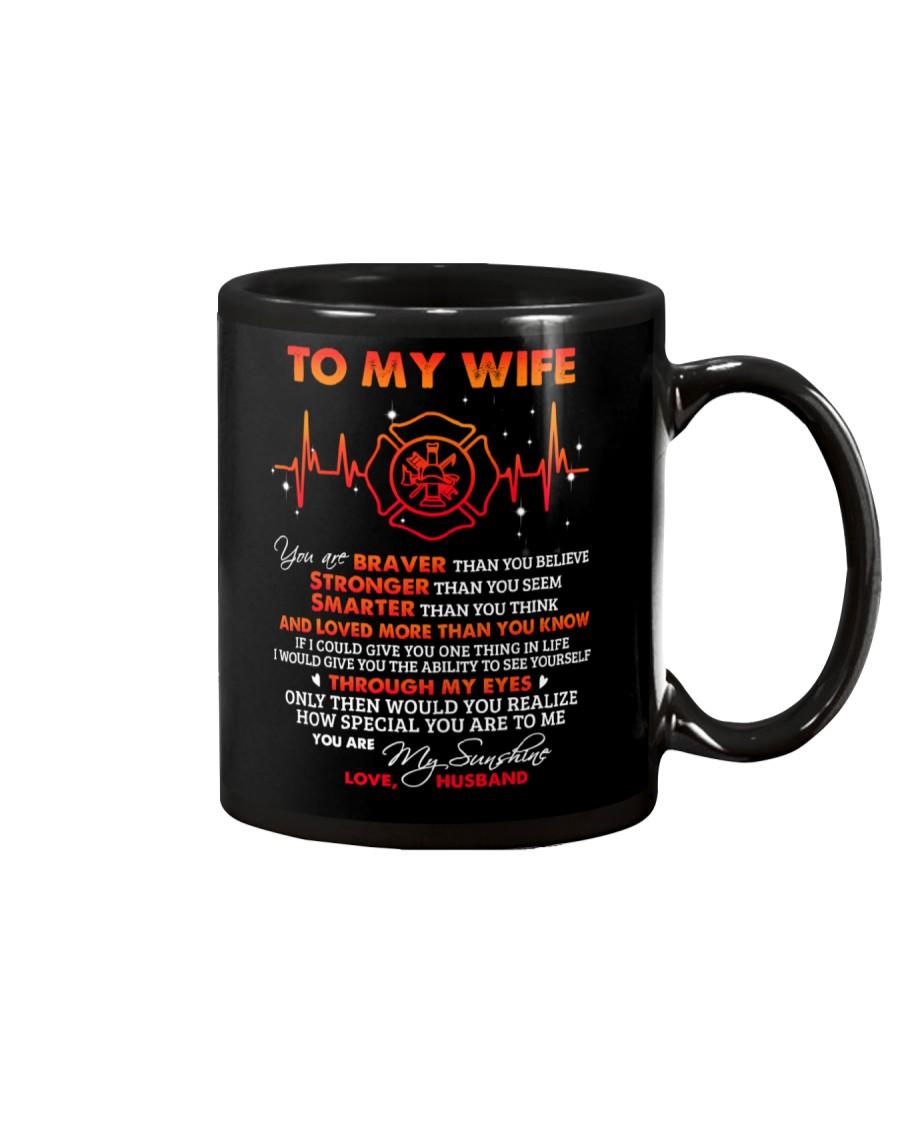 Braver Than You Believe Mug