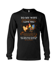 How Special You Are To Me Long Sleeve Tee thumbnail