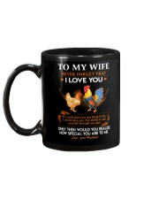 How Special You Are To Me Mug back