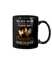 How Special You Are To Me Mug front