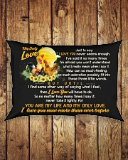 Just To Say I Love You Chicken Rectangular Pillowcase aos-pillow-rectangle-front-lifestyle-2