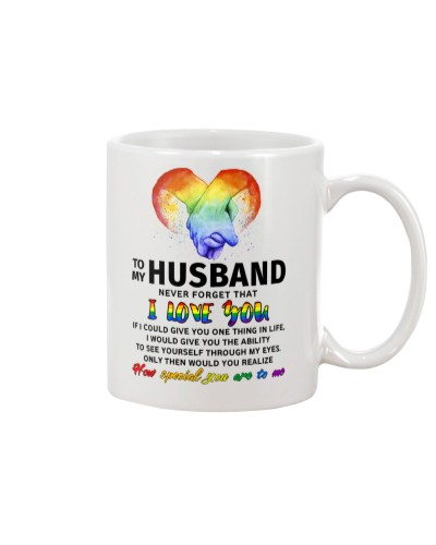 LGBT Ability To See husband