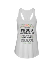 Proud Mother In Law Family Ladies Flowy Tank thumbnail
