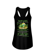 I Want Us To Grow Old Together Farmer Ladies Flowy Tank thumbnail