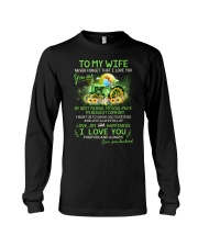 I Want Us To Grow Old Together Farmer Long Sleeve Tee thumbnail