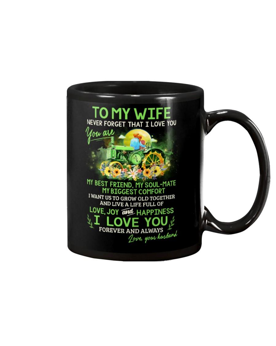 I Want Us To Grow Old Together Farmer Mug